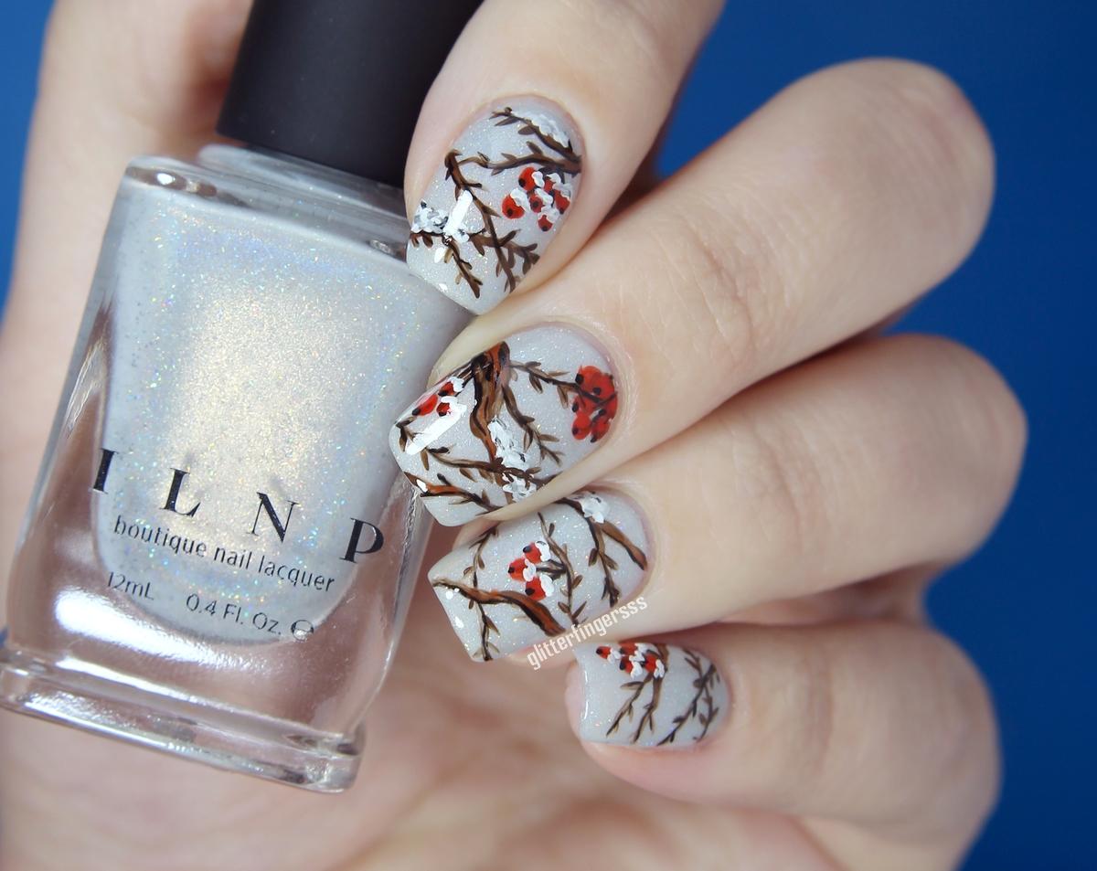 Winter Berries ~ Glitterfingersss in english