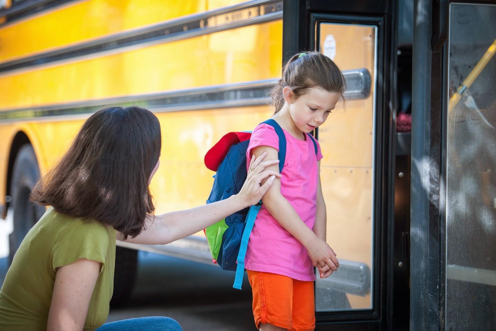 anak tak mahu ke sekolah