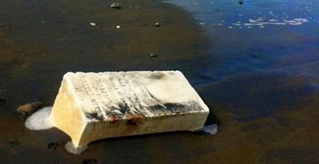5 Benda Aneh Yang Pernah terdampar di Tepi Pantai