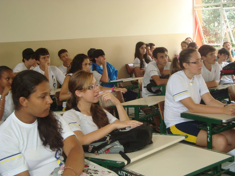 Palestra sobre bullying