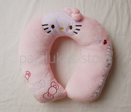 Neckrest Hello Kitty