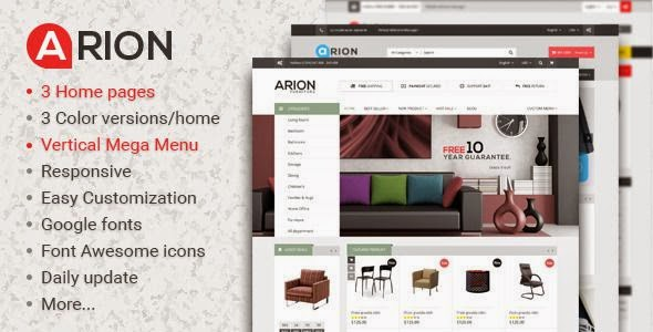 Best MultiStore Responsive Magento Themes