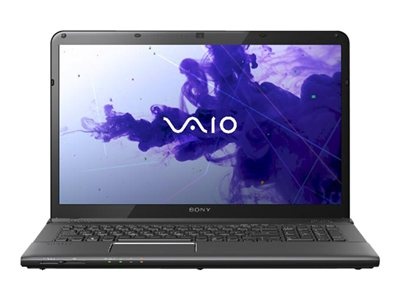 SONY VAIO E Series SVE1713DCXB 17.3-inch Notebook Review