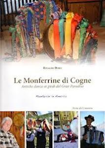 """""""Monferrine e tamburo di Cogne"""" di Rinaldo Doro, con interventi musicali"""