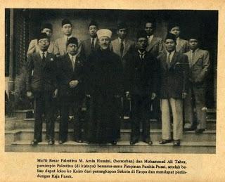 Palestina, Negara Pertama Yang Mengakui Kemerdekaan Indonesia