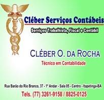 CLÉBER SERVIÇOS CONTÁBEIS