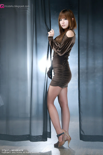 5 Ryu Ji Hye in Brown-very cute asian girl-girlcute4u.blogspot.com.jpg