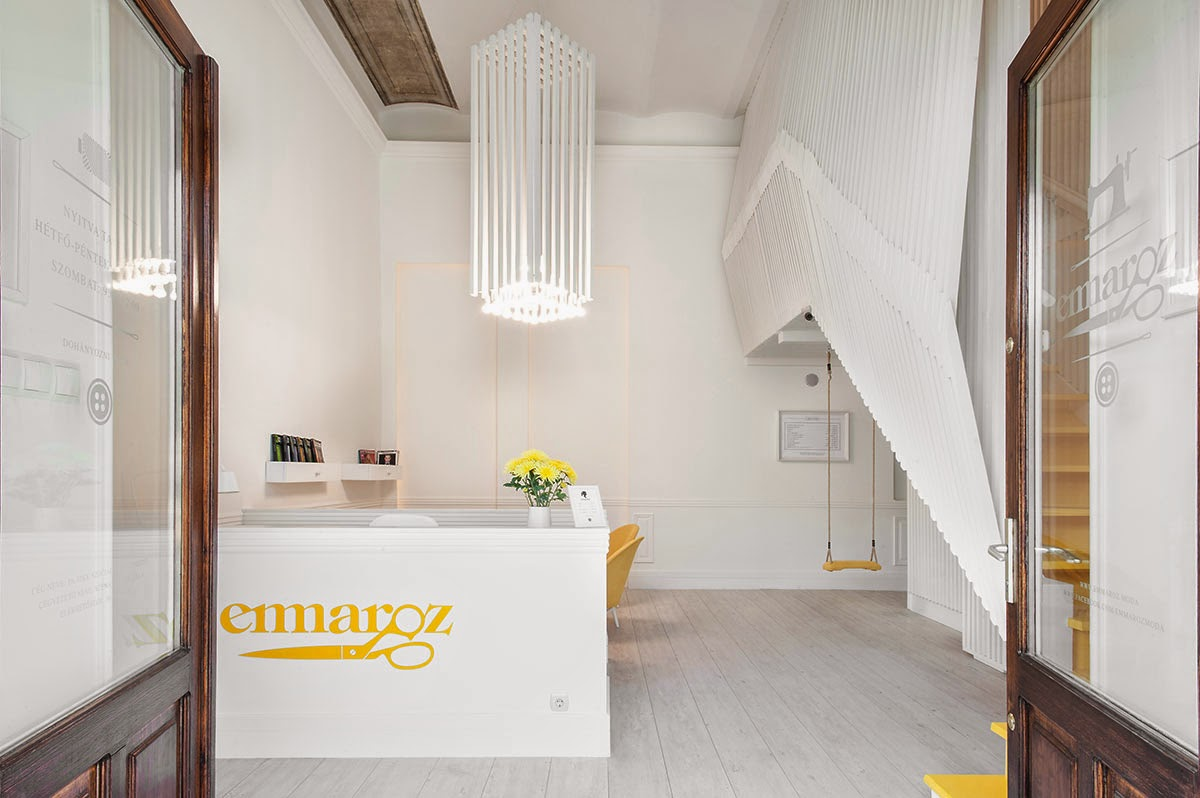 Emmaroz tailor store in Hungary, by Kissmiklos - Nest of Pearls