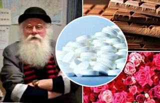 Pria Ini Ciptakan Kentut Berbau Cokelat, Mawar, Melati