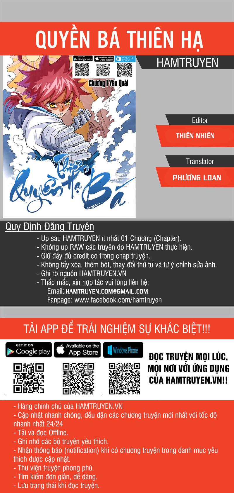 Quyền Bá Thiên Hạ chap 67 - Trang 1