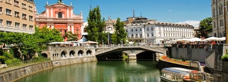 Tops 10 des activités à Ljubljana