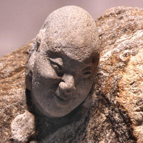Creative stone sculptures spicytec