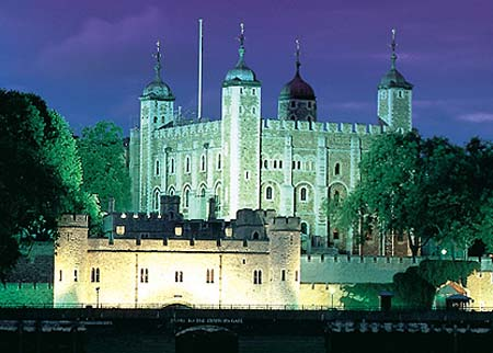 Scariest Haunted Houses In The World The Tower of London