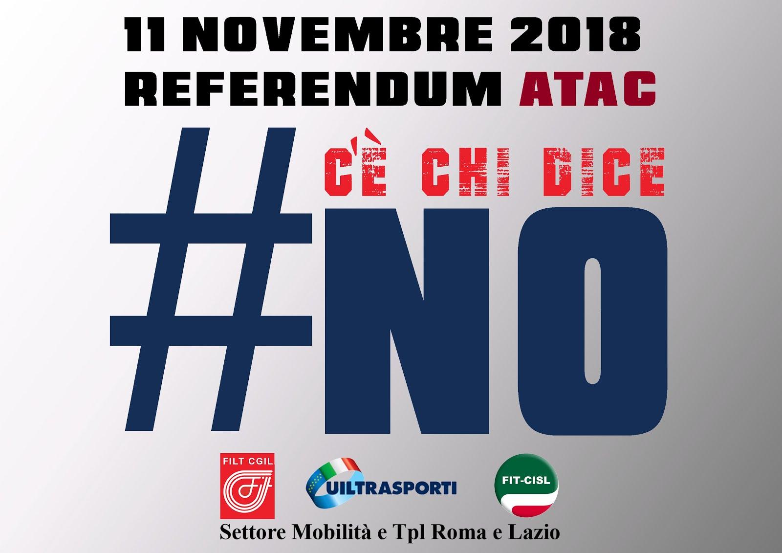 #C'È CHI DICE NO