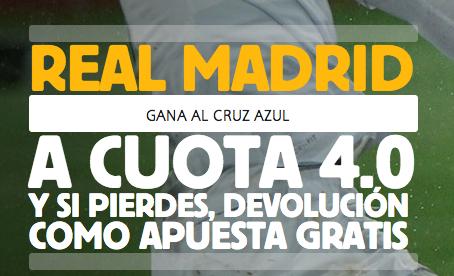 Supercuota Real Madrid