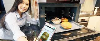 Zipen, Panggangan Yang Dapat Dioperasikan Lewat Smartphone Android