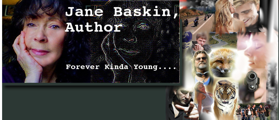 Jane Baskin, Author