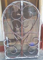 capelinha de ferro 60 x60