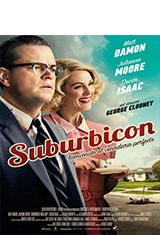 Suburbicon (2017) BRRip 720p Latino AC3 5.1 / ingles AC3 5.1
