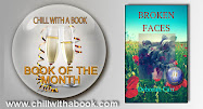 Book of the Month September 2016 Broken Faces by Deborah Carr