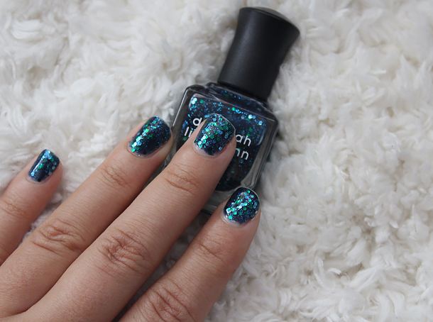 deborah lippmann across the universe review swatch nail