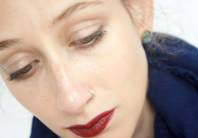 Artdeco Velvet Dark Queen Look 2