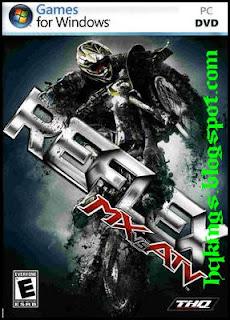 MX vs ATV Reflex (2010) PC Game Full