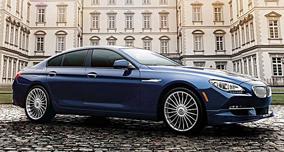 BMW ALPINA B Biturbo Review Auto BMW Review - Bmw alpina b6 biturbo price