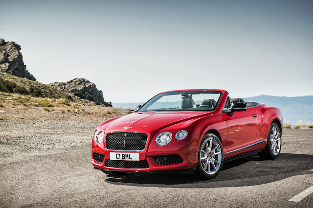 Bentley Continental GT V8 S Coupe and Convertible: Specs, Photos and Videos [Video]