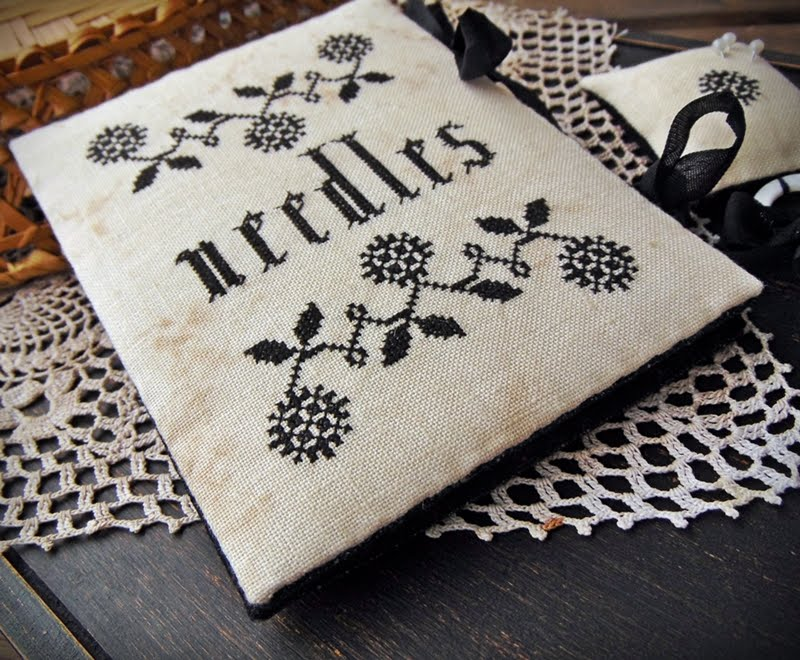 Witchy Needles needlebook