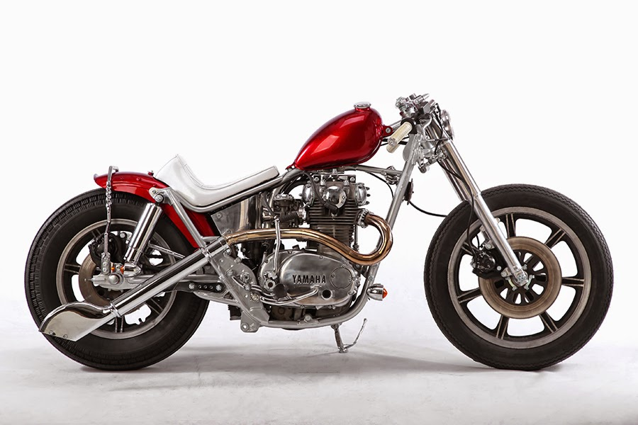 Yamaha XS650 By Motor Rock