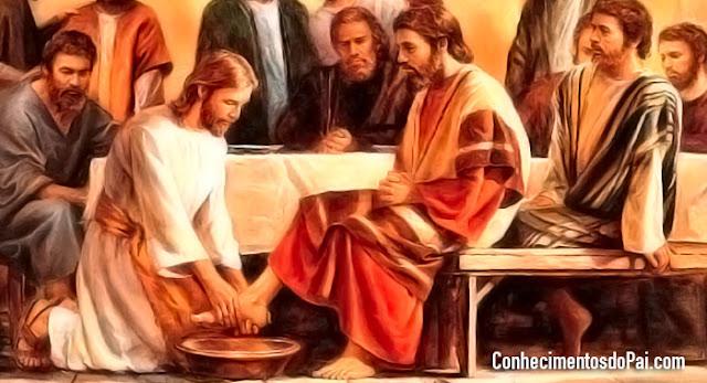 Jesus exemplo de humildade - jesus humilde