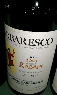 One of the really attractive wines of the night.