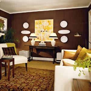 Brown sitting living room m room design ideas x modern living and dining room design ideas