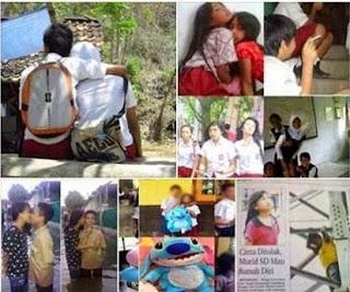 Anak Kecil Sudah Pandai Gituan (Astaghfirullah), Anak SD Mesum, Anak SD Bugil