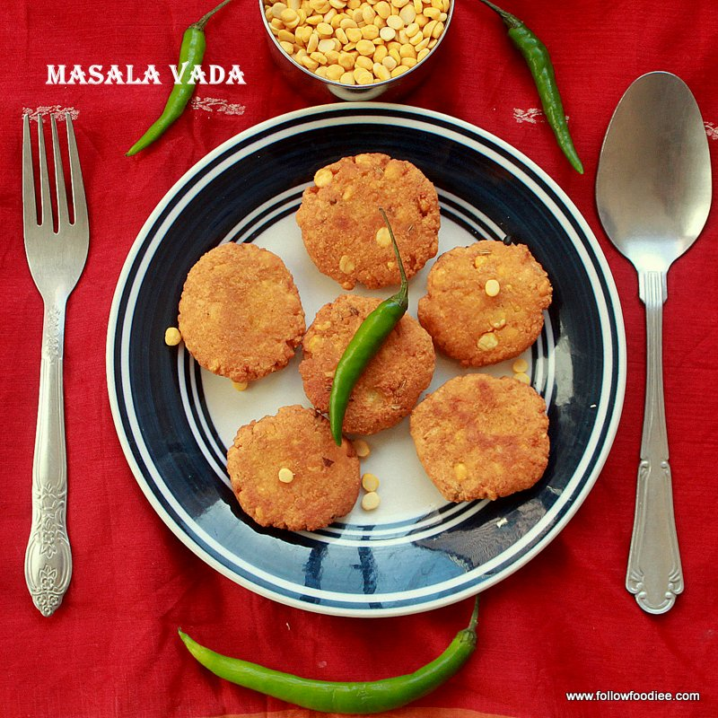 Masal Vadai Recipe
