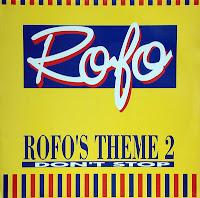 """Rofo - Rofo\'s Theme 2 / Don\'t Stop (Vinyl, 12\"""", Maxi-Single) (1990)"""
