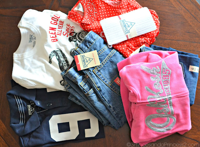 oshkosh b'gosh: your one stop for that picture perfect outfit (plus coupon) #sponsored #mc