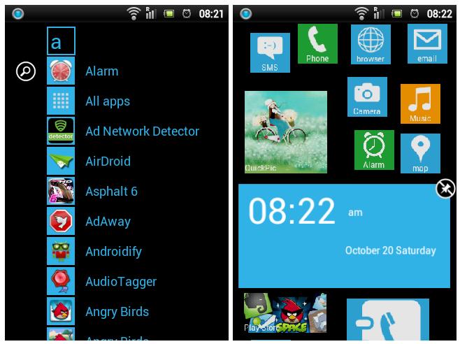 Tampilan Android Menjadi Windows Phone 8