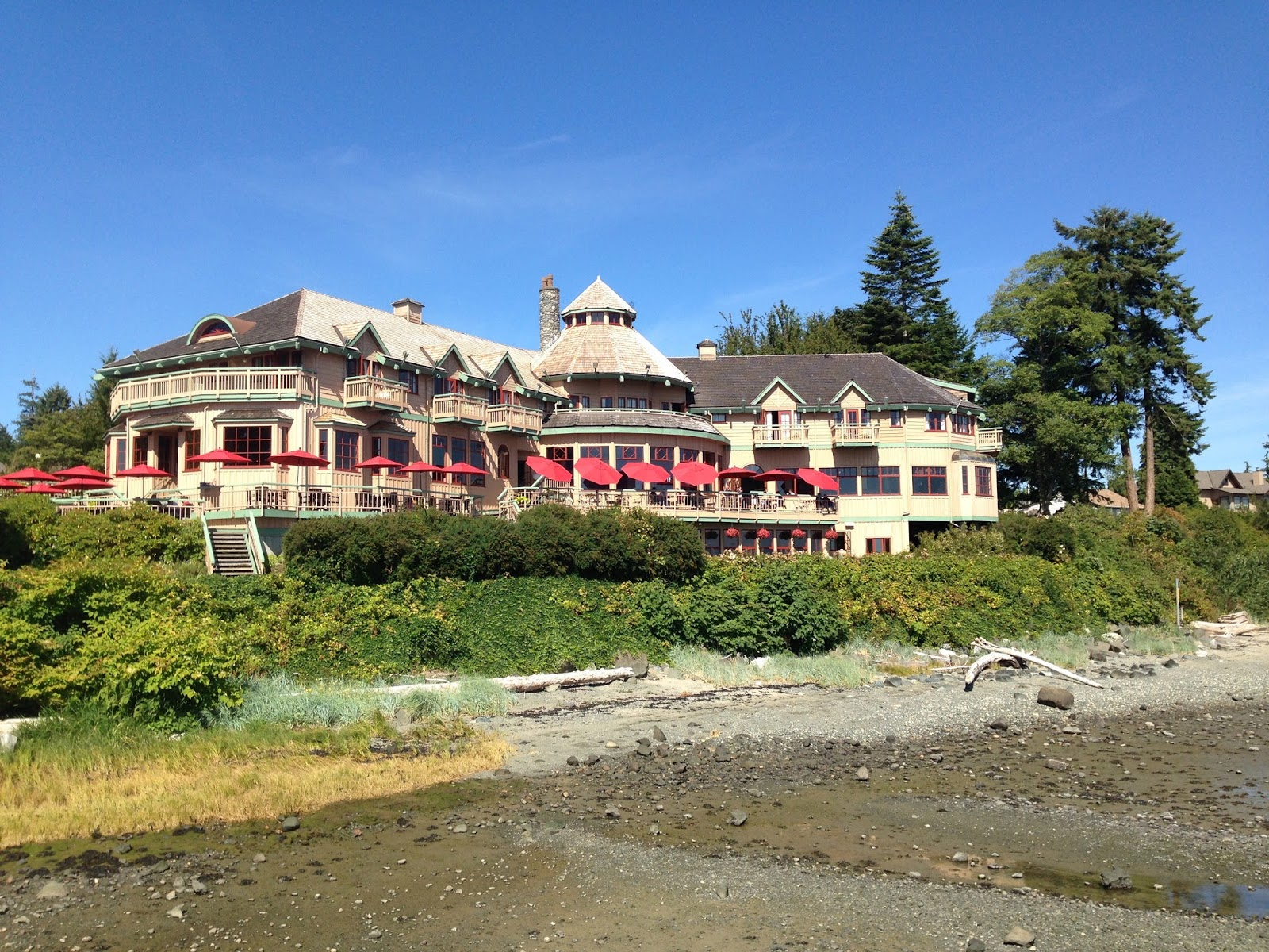 Painter's Lodge In Campbell River, Bc
