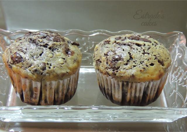 receta de cupcakes de fondo negro - 01
