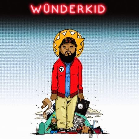 Thelonious Martin Wunderkind Album Artwork Sound In