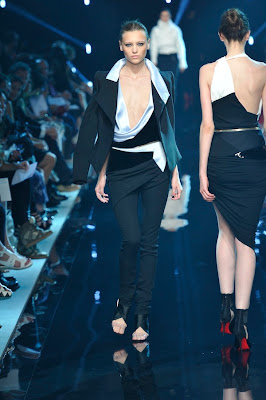 Alexandre Vauthier Fall 2013 Couture