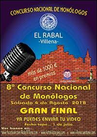 CONCURSO MONÓLOGOS 18