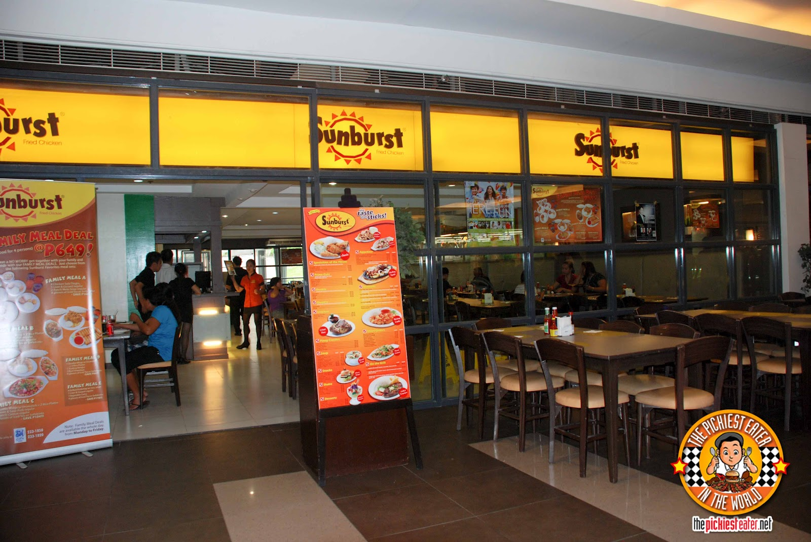 Image result for sunburst chicken cebu