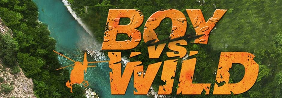 Boy vs Wild Survival Party