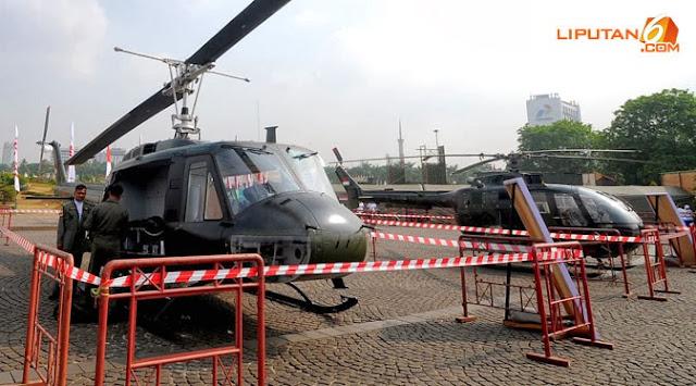 60% Persenjataan Tempur TNI Tidak Berfungsi Dengan Baik