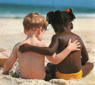NÓS NASCEMOS COM RACISMO?