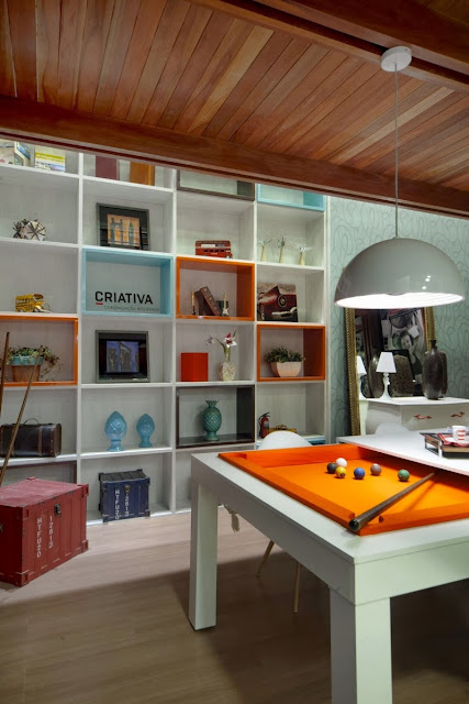 Billard-Tisch mit Umwandlung zum Esstisch - cooler Gag nicht nur fürs Büro