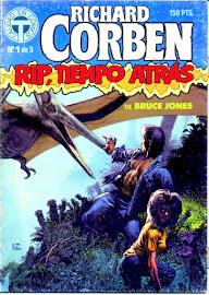 RICHARD CORBEN. Rip, tiempo atrás.